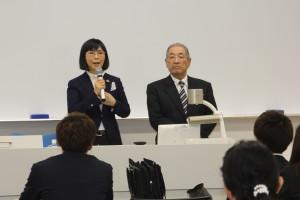 武蔵野商工会議所、稲垣会頭を迎えて「街づくり未来塾」2017後期連続討論会1回目