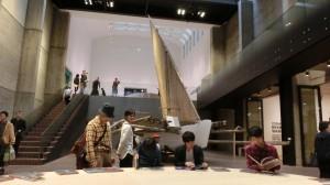 亜細亜大学「街づくり論」探検家関野吉晴の語る『海のグレートジャーニー/学生たちとの旅』